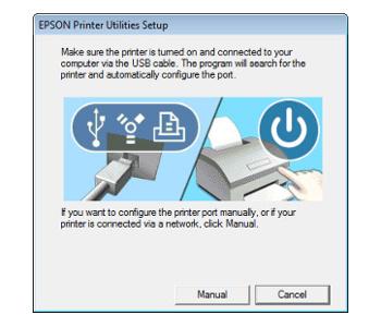instalacja drukarki epson
