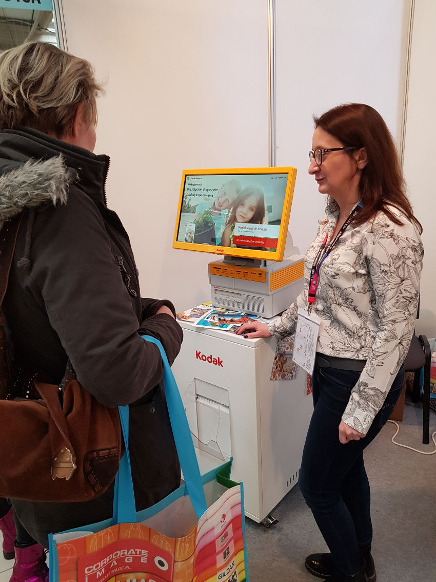 kodak moments kiosk